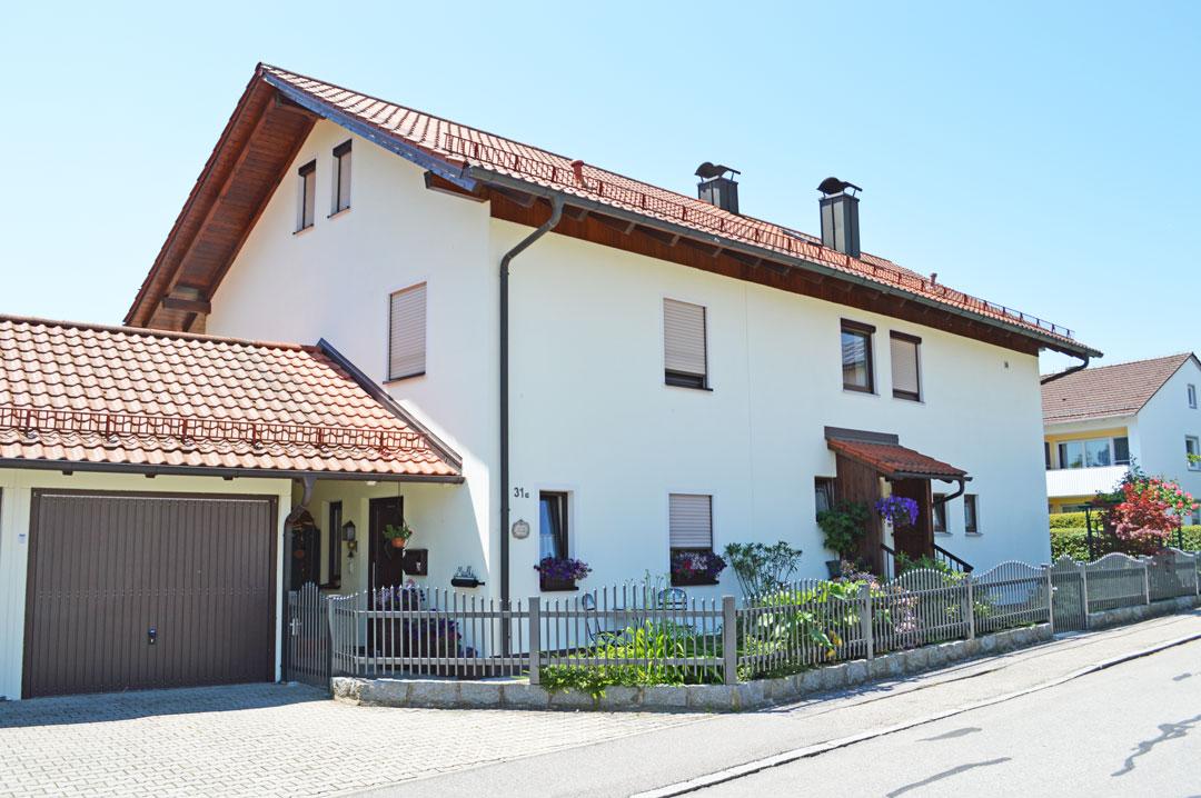 Zweifamilienhaus, Komplettrenovierung