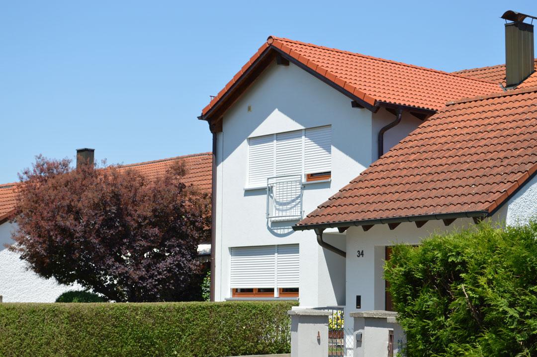 Wohnhauserweiterung