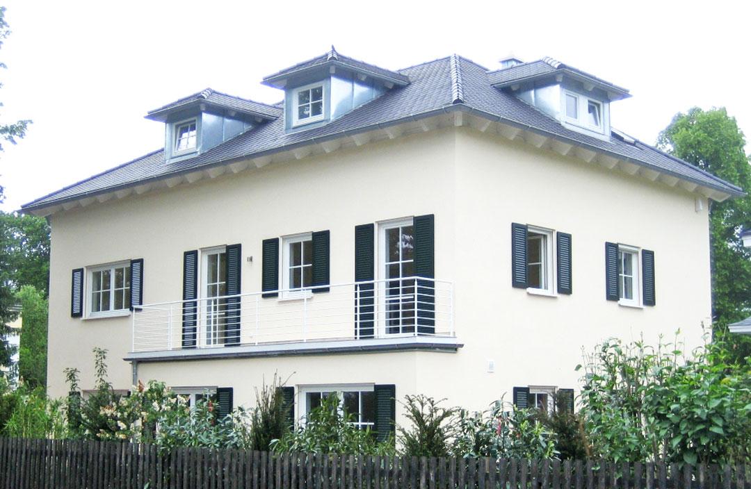 Wohnhaus, Neubau